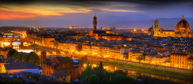 A Brief History Of Florence